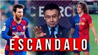 Barcelona nói gì trước thông tin thuê công ty nói xấu Messi và đồng đội?