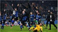 Inter Milan 4-2 AC Milan: Ngược dòng thành công ở derby, Inter soán ngôi đầu của Juventus
