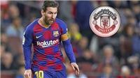 Tin bóng đá MU 08/02: MU phải trả lương cho Messi bao nhiêu? Napoli chấp nhận bán rẻ Koulibaly cho 'Quỷ đỏ'