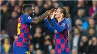 Kết quả bóng đá Barcelona 2-1 Getafe: Messi kiến tạo đẹp mắt, Barca giành 3 điểm trên sân nhà