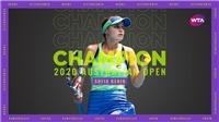 Tennis: Hạ Garbine Muguruza, Sofia Kenin vô địch Úc mở rộng 2020 ở tuổi 21