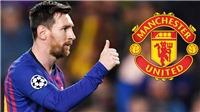 Tin hot MU 7/2: 'Chơi lớn' với Messi, rao bán Pogba giá 150 triệu bảng