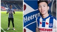 Báo Hà Lan: 'Heerenveen gặp rủi ro về tài chính khi trả lương Văn Hậu quá cao'