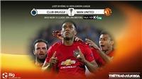 Soi kèo nhà cái Club Brugge vs MU. K+PC trực tiếp bóng đá. Trực tiếp Cúp C2