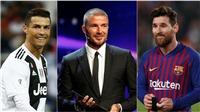 Messi và Ronaldo có thể trở thành đồng đội ở MLS