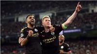 Real Madrid 1-2 Man City: De Bruyne tỏa sáng, Ramos bị đuổi, Real thua ngược