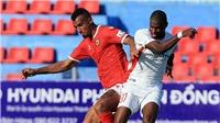 Kết quả bóng đá Nam Định 2-1 Hà Tĩnh: Sỹ Minh Lập siêu phẩm giúp Nam Định giành 3 điểm trên sân nhà