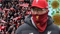 Nhiều CLB ở Premier League muốn huỷ mùa giải, Liverpool lo ngay ngáy