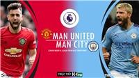 Soi kèo nhà cái MU vs Man City (23h30 ngày 8/3). Vòng 29 Giải ngoại hạng Anh. Trực tiếp K+PM