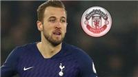 BÓNG ĐÁ HÔM NAY 30/3: Kane báo tin vui cho MU. Premier League diễn ra như World Cup
