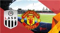 Lịch thi đấu vòng 1/8 Cúp C2 châu Âu. Trực tiếp Lask vs MU, Inter Milan vs Getafe. K+, K+PM