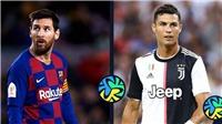 Messi, Ronaldo và Pogba làm gì trong khi các giải bóng đá bị hoãn vì COViD 19?
