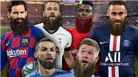 Messi, Ronaldo, Salah chờ dài cả râu khi bóng đá bị hoãn bởi COVID-19