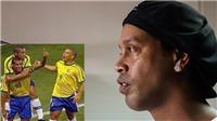 Ronaldinho lặng lẽ đón sinh nhật lần thứ 40 trong tù