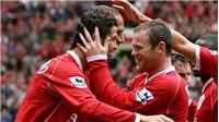 MU: Xem lại pha phối hợp phản công hay nhất thời đại của Rooney và Ronaldo