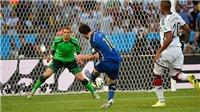 Video chứng tỏ Messi đã bị đánh giá thấp ở Chung kết World Cup 2014