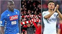 Chuyển nhượng 25/4:MU không mua Koulibaly vì Jadon Sancho. Oezil có thể huỷ hợp đồng với Arsenal