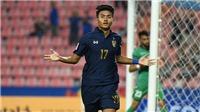 Đồng đội cũ thầy Park tiến cử Suphanat thay thế Dangda ở tuyển Thái Lan