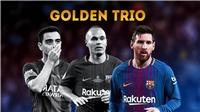 Messi, Xavi và Iniesta trở thành linh hồn của tiki-taka như thế nào?