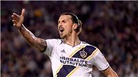 Ibrahimovic dọa giết các đồng đội ở LA Galaxy sau 1 trận thua