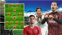 Đội hình toàn ngôi sao đã nhận 168 thẻ đỏ trong sự nghiệp