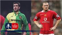 Đội hình hay nhất có quốc tịch khác nhau của MU: Không có chỗ cho Rooney và Cantona