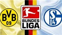 KẾT QUẢ BÓNG ĐÁ, Dortmund 4-0 Schalke: Haaland ghi bàn thứ 10 ở Bundesliga, Dortmund giành trọn 3 điểm