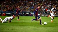 Xem lại khoảnh khắc Messi 'hạ nhục' Boateng 5 năm trước