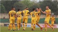 KẾT QUẢ BÓNG ĐÁ SLNA 1-0 Bình Định: Sỹ Nam sắm vai người hùng, SLNA giành chiến thắng trên sân nhà