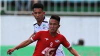 Kết quả bóng đá Khánh Hòa 0-1 Viettel: Học trò thầy Park ghi bàn