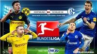 Soi kèo nhà cái Dortmund vs Schalke. FOX Sports 2 trực tiếp Bundesliga vòng 26