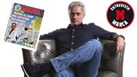 Mourinho: 'Đó là lần duy nhất trong đời, tôi khóc vì thua trận'