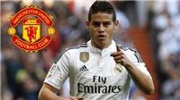 Bóng đá hôm nay 10/6: MU lên kế hoạch mua James Rodriguez. Hoãn bốc thăm vòng bảng AFF Cup 2020
