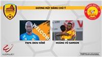 VIDEO soi kèo bóng đá Than Quảng Ninh vs Hồng Lĩnh Hà Tĩnh. Trực tiếp VTV6, VTV5