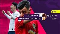 Trận đấu giữa Tottenham và MU có thể phá kỷ lục về lượng người xem qua truyền hình
