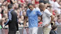 Leroy Sane đòi rời Man City, Pep Guardiola đáp lại rất 'cứng'