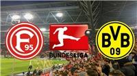 KẾT QUẢ BÓNG ĐÁ, Dusseldorf 0-1 Dortmund: Haaland toả sáng, Dortmund giành chiến thắng nghẹt thở