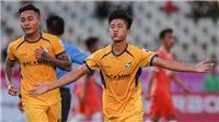 Kết quả bóng đá, Hà Nội 0-1 SLNA: Quang Hải tịt ngòi, Hà Nội FC thua trên sân nhà