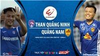Soi kèo bóng đá Than Quảng Ninh vs Quảng Nam. Trực tiếp bóng đá V-League vòng 6