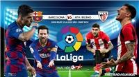 Soi kèo bóng đá Barcelona vs Athletic Bilbao. Trực tiếp bóng đá Tây Ban Nha