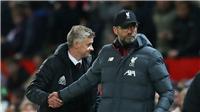 MU: Solskjaer đau lòng khi chứng kiến Liverpool vô địch Premier League