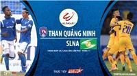 Soi kèo bóng đá Than Quảng Ninh vs SLNA. Trực tiếp bóng đá V-League 2020
