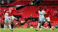 MU 1-1 West Ham: Greenwood giải cứu 'Quỷ đỏ', MU quyết chiến với Leicester ở vòng cuối