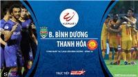 Soi kèo bóng đá Becamex Bình Dương vsThanh Hóa. Trực tiếp bóng đá V-League 2020