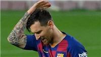 Barcelona: Sốc với phản ứng của Messi sau khi lập siêu phẩm đá phạt