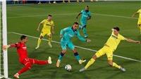VIDEO bàn thắng Villarreal 1-4 Barcelona: Suarez và Griezmann khai hỏa