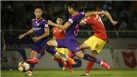 KẾT QUẢ BÓNG ĐÁ, Sài Gòn 3-0 Thanh Hoá: Thắng trận thứ 3 liên tiếp, Sài Gòn đứng đầu BXH V-League