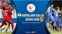 Soi kèo bóng đá HAGL vs Quảng Nam. Trực tiếp bóng đá V League 2020