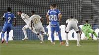 Real Madrid 1-0 Getafe: Ramos ghi bàn trên chấm 11m, Real bỏ xa Barca tới 4 điểm