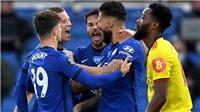 Chelsea 3-0 Watford: Giroud, Willian, Barkley lập công, Chelsea trở lại Top 4